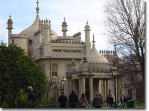 Royal Pavillion de Brighton