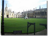 Colegio en Cambridge