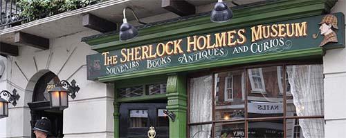 Sherlock Holmes Museo
