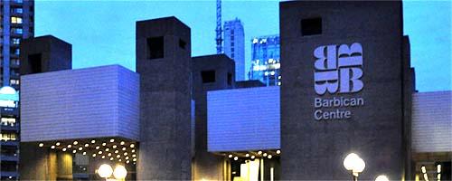 Centro Barbican de Londres
