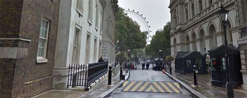 Parte de Downing Street