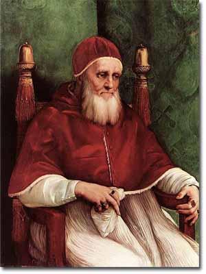 Retrato del Papa Julius II
