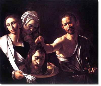 Salome con la Cabeza de Juan Bautista