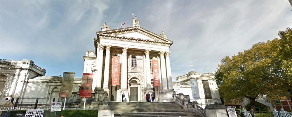 Galería Tate Britain