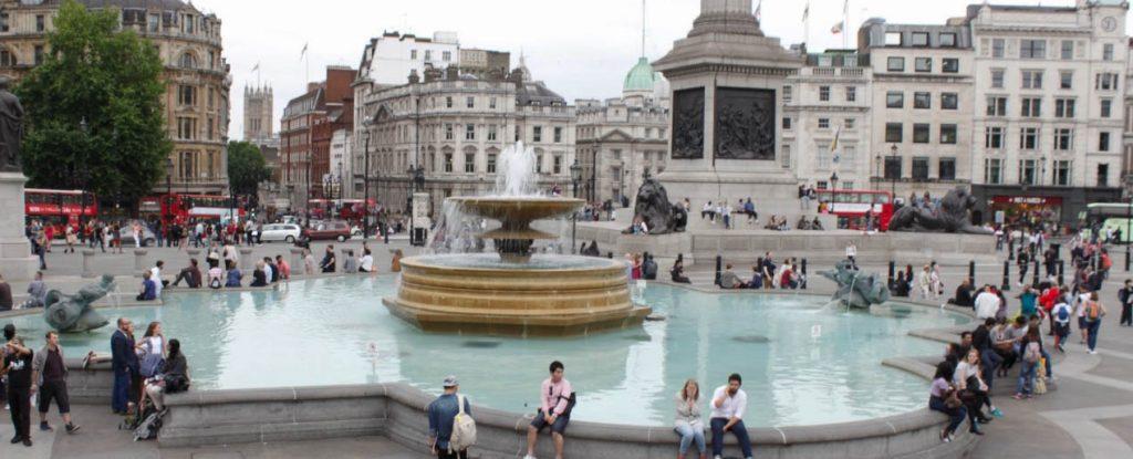Plaza Trafalgar de Londres