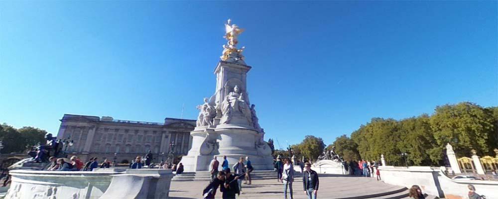 Monumento Queen Victoria Memorial