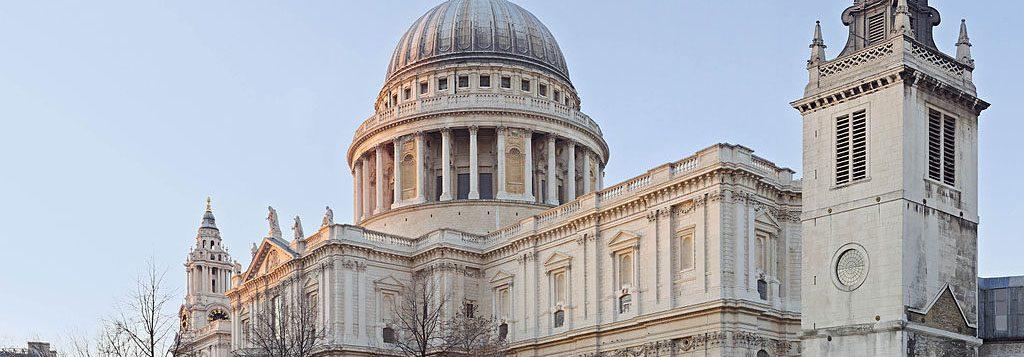 Parte exterior de la Catedral de St Paul